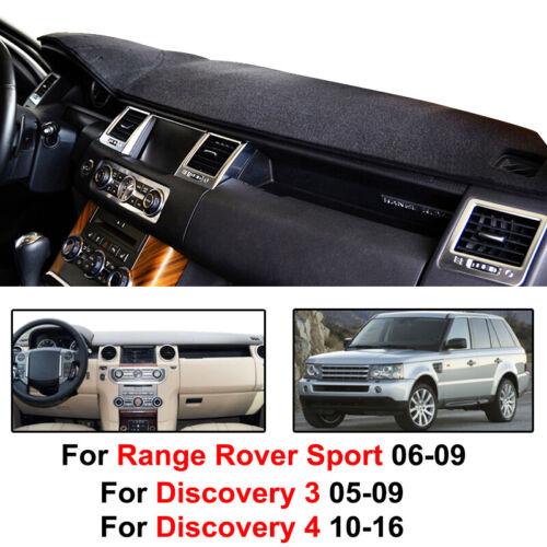 For Land Rover LR3 LR4 Range Rover Sport Dashmat Dash Mat Pad Dashboard Cover