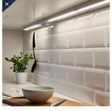 Item 2 Ikea New Utrusta 002 883 32 Led Countertop Light 18 Aluminum Color