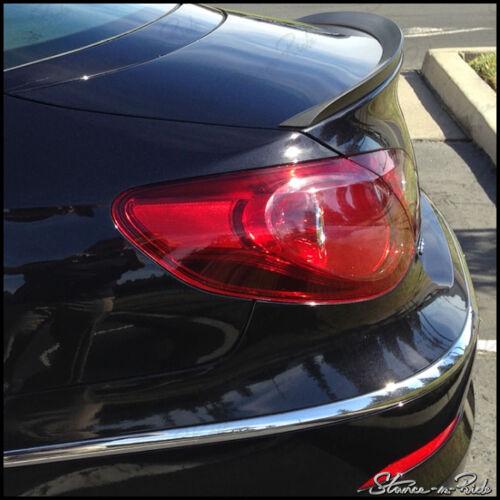 Rear Add-on Trunk Lip Spoiler StanceNride 414L Fits: Subaru Legacy 2005-09