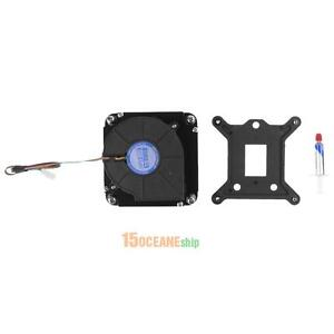 4pin-29mm-PWM-CPU-cooling-Fan-with-Heatsink-cooler-Turbo-fan-for-1U-server-PC