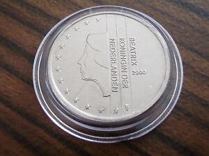 Probe Niederlande 2 Euro 2000 Fehlprägung Monometall Kursmünze