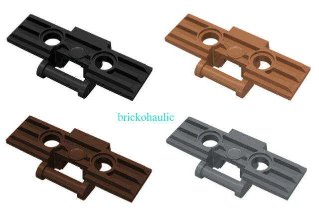 Choose Color /& Quantity Lego Technic Link Tread Wide Two Pin Holes 57518