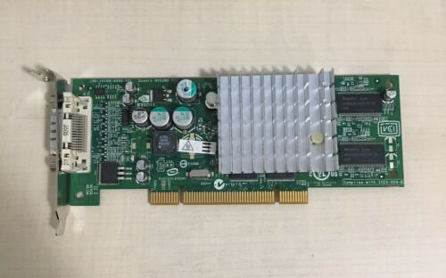 Hewlett Packard, Compaq Quadro 4 280NVS PCI Dual VGA DDR 398686-001 64 MB HP