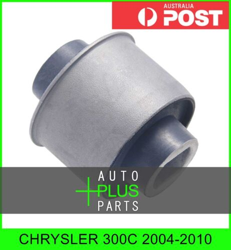 Fits CHRYSLER 300C 2004-2010 Rubber Suspension Bush For Front Track Control Rod