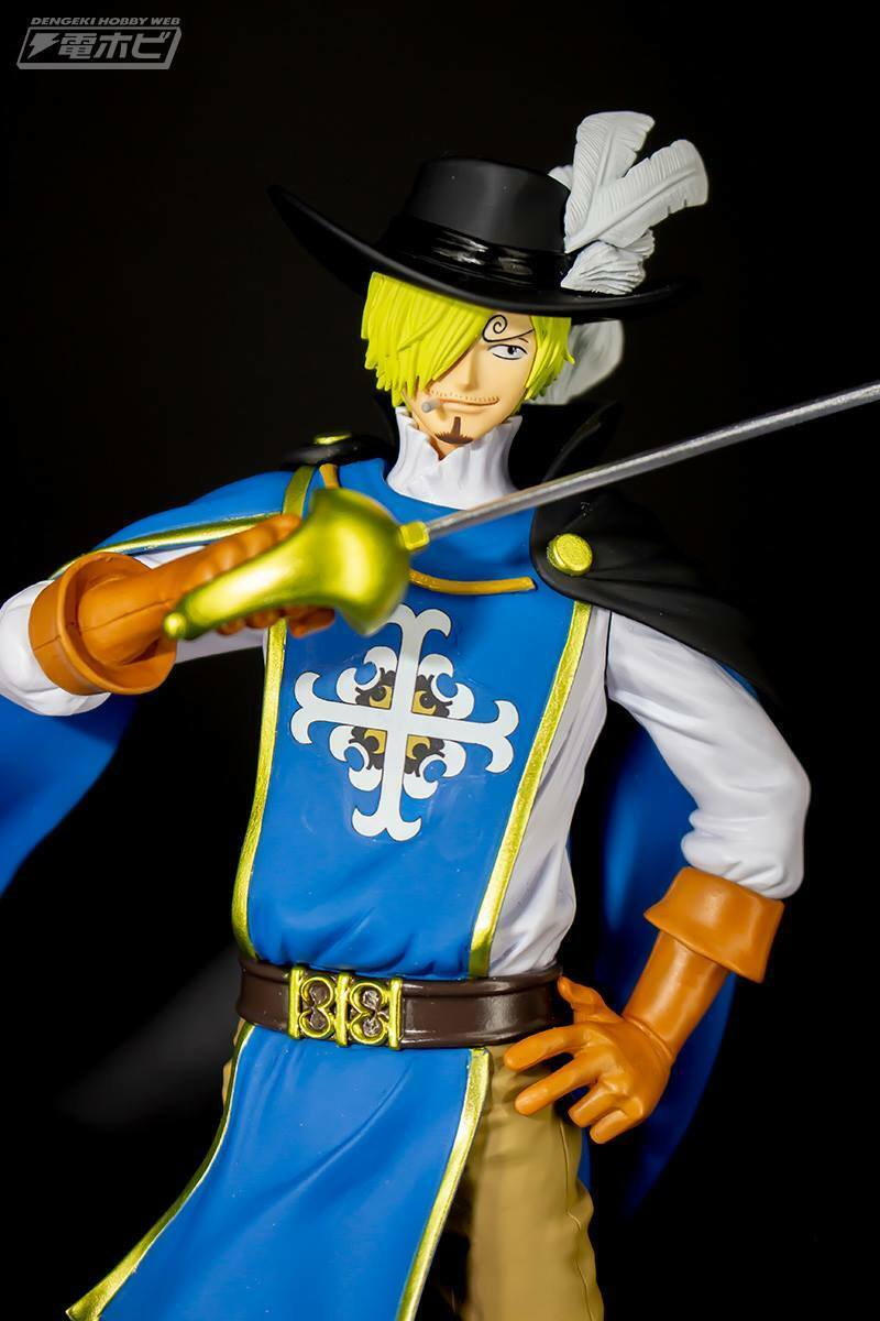 ☀ PRE-ORDER One Piece Sanji Vinsmoke Banpresto Treasure Cruise Figure Figurine ☀