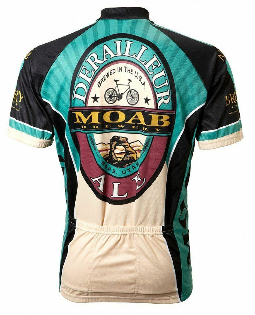 Moab Cycling Brewery Derailleur Ale Cycling Moab Jersey ee6bb1