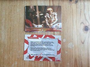 RED DWARF FUTERA PLATINUM TRADING CARD 2002 CHECKLIST CARD N.O 64