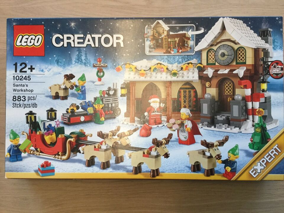 Lego andet, 10245, vinterby/winter village