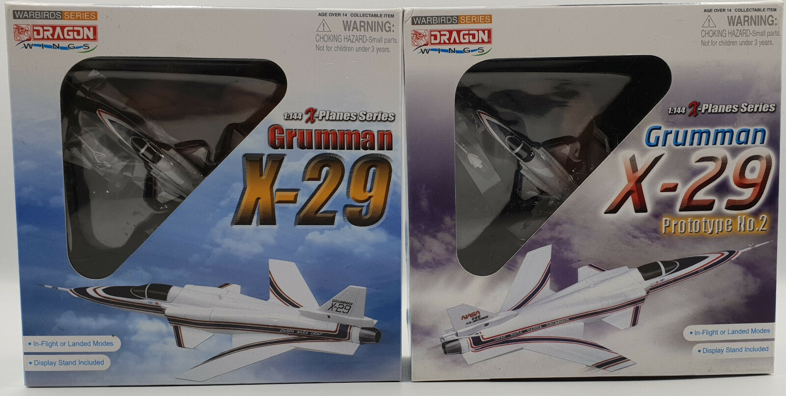 Aviation  Grumhomme  X-29 1 144 scale models. prougeotype Nº 2 Standard (TH)  grande remise