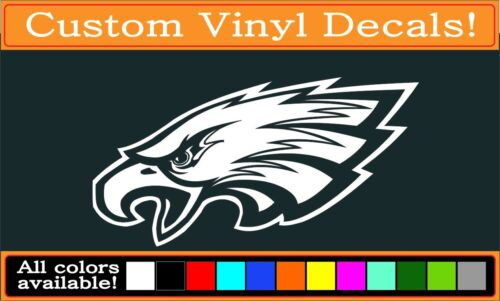 Philadelphia Eagles Vinyl logo decal sticker