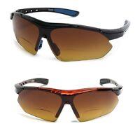 Hd High Definition Bifocal Reading Vision Sunglasses Blue Ray Blocker Lens J