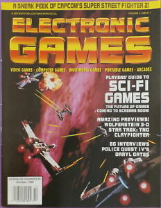 Electronic-Games-Magazine-Volume-2-Issue-1-October-1993