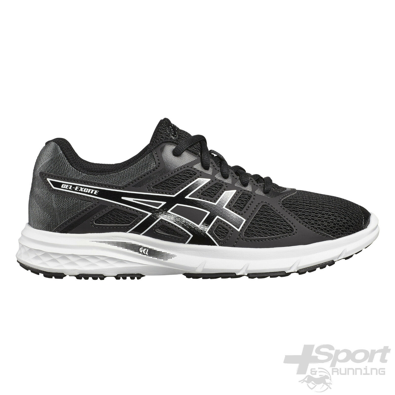 running shoe Asics Gel Excite 5 Woman T7F8N-9090 Great discount