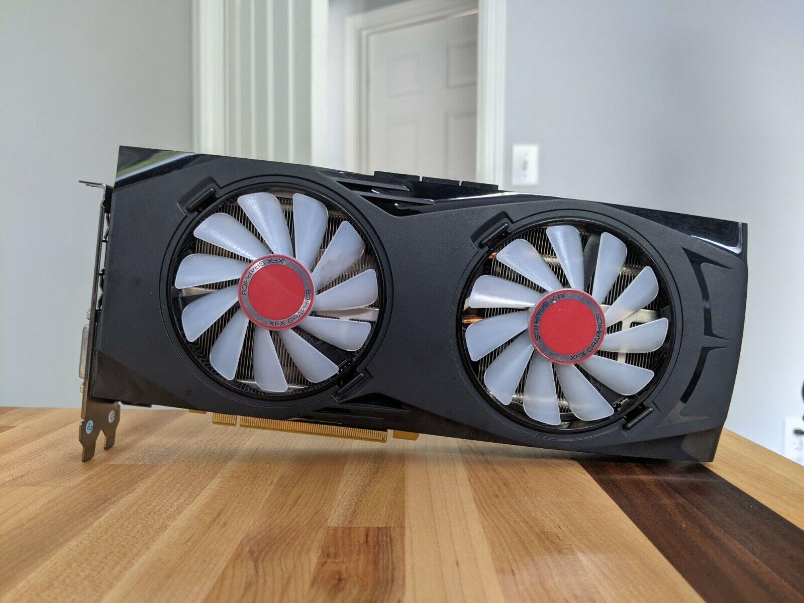 XFX AMD Radeon RX 580 GTR XXX Edition 8GB Graphics Card