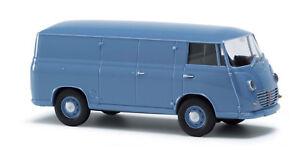 Busch-94000-3K-GOLIATH-Express-1100-Box-Blue-Model-1-87-H0