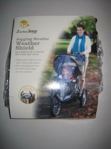 Jeep Stroller Weather Shield Multiple Variations
