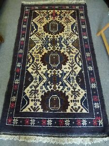 Beautiful-Large-Woven-Wool-Woolen-fringed-Rug-Zekani-Asian-Hand-Knotted