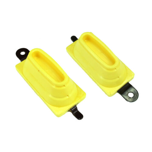 2X Rear Leaf Spring Suspension Bump Stop Rubber Buffers for Ford Transit Right