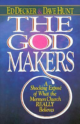 The God Makers by Dave Hunt; Ed Decker 9780890814024 | eBay