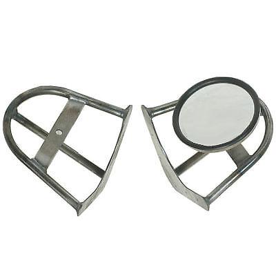 Vw Baja Bug Offroad Side Mirror Mounting Brackets Mirrors