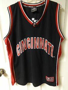 a21f8e1897f4 Image is loading Vintage-Colosseum-Cincinnati-Bearcats-30-Premium-Basketball -Jersey-