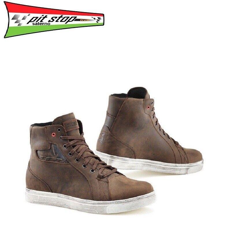 9402W  shoes TCX  STREET ACE  DAKAR BROWN TAGLIA 43