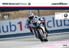 BMW Motorrad France Team Penz13.com Endurance Kalender 2016*