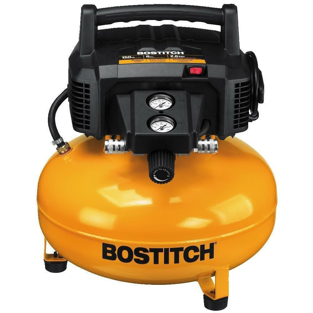 Image result for BOSTITCH Pancake Air Compressor