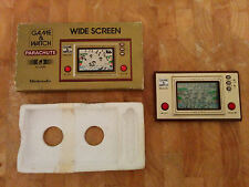 1981 NINTENDO GAME AND WATCH ***PARACHUTE*** boxed!!! *inc batteries*