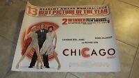 Chicago Movie Poster Catherine Zeta Jones Poster Richard Gere Poster