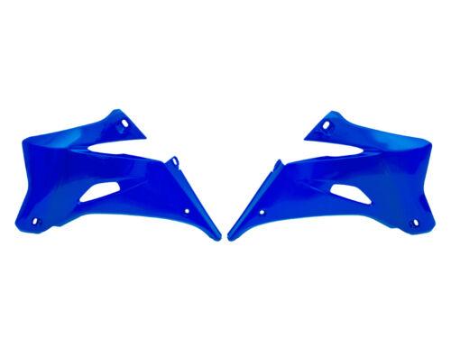Kühlerspoiler Yamaha YZF YZ 250F YZ 450F ab 2006-2009 blau CVYZFBL0006