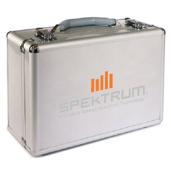 Spektrum Aluminum Surface Transmitter Case SPM6713