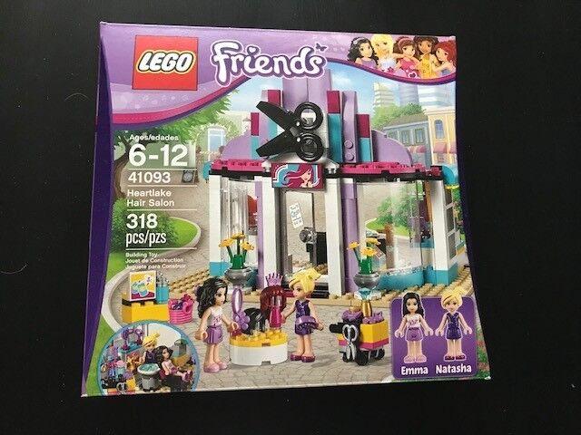 LEGO 41093 Friends Heartlake Hair Salon - Brand New Sealed, RetiROT,