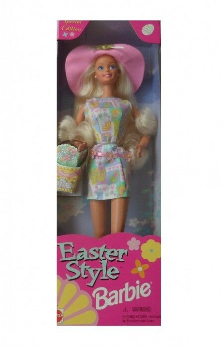 Barbie Special Edition Easter Style Barbie Year of make 1997 Mattel