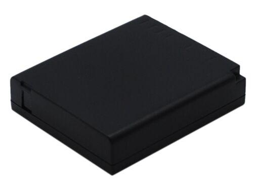 Batería De Alta Calidad Para Panasonic Lumix Dmc-lx5 Premium Celular