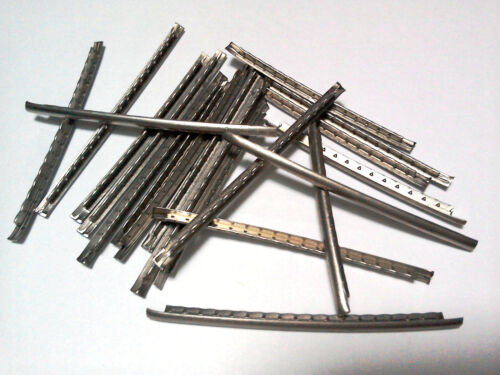 ACOUSTIC GUITAR FRET WIRE SET FRETWIRE NEW CUT LENGTHS