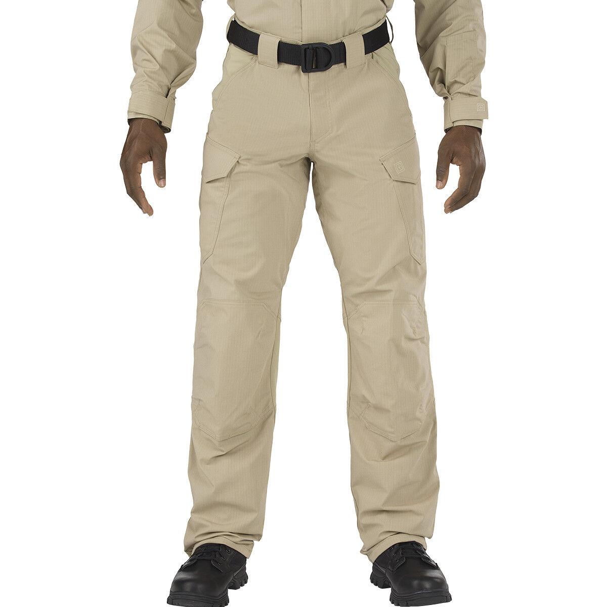5.11 Stryke TDU Pants Army Patrol Trousers Military Combat Mens Cargos Khaki