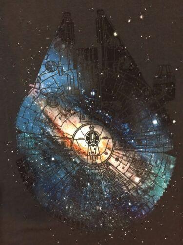 NWT OLD NAVY Star Wars Millennium Falcon Starship Tee T-Shirt Tees NEW Boys M L
