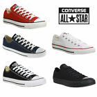 Converse Low Unisex All Star OX Chuck Taylor canvas Trainers Shoes