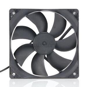 120x120x25mm DC 5V 0.75A USB CPU Cooler Cooling Fan Silent PC Computer Cas