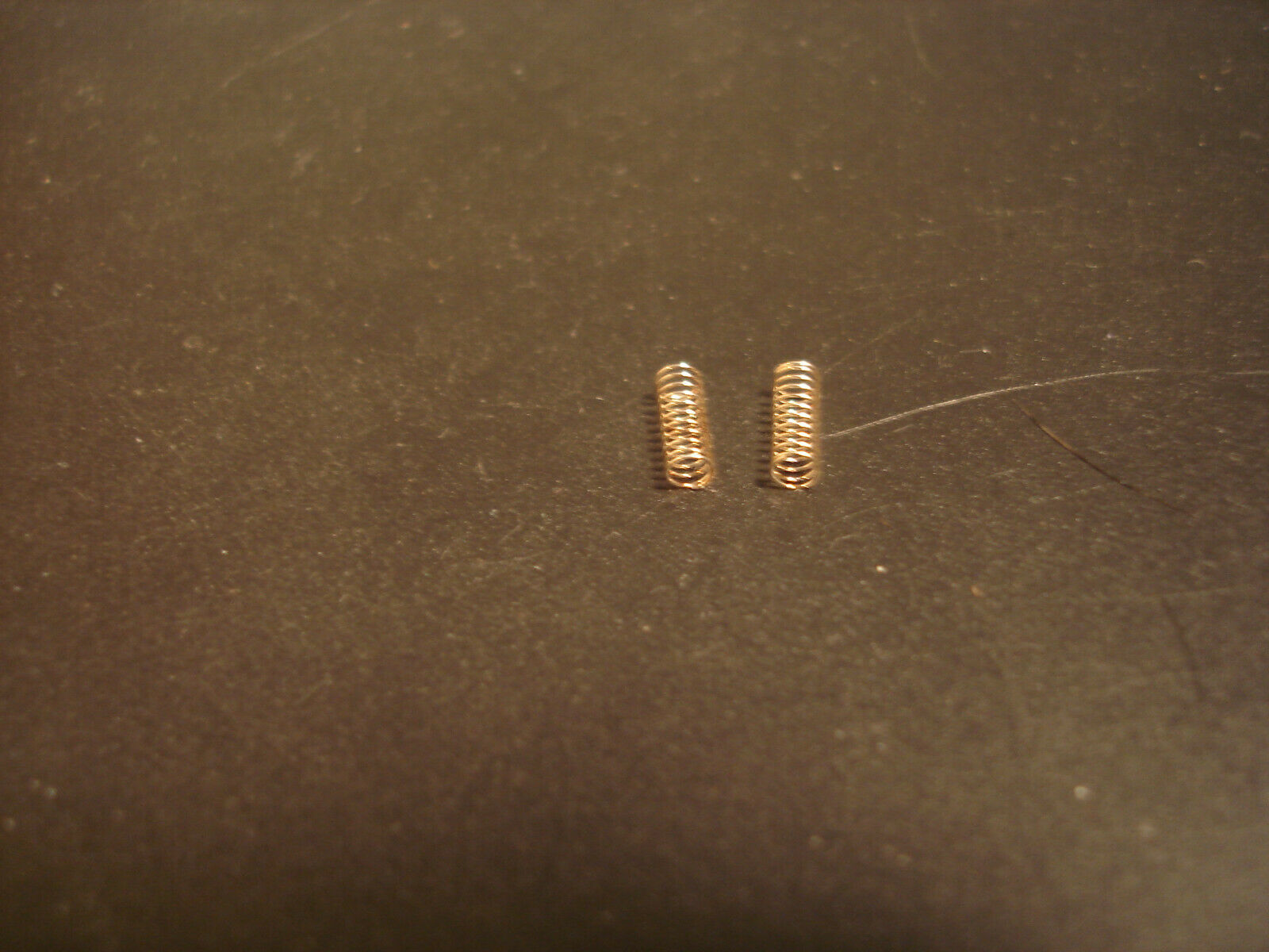 SEE DETS TURBO G 50pr REPRODUCTION H.O SCALE PICK UP SHOE SPRINGS FOR TOMY SRT
