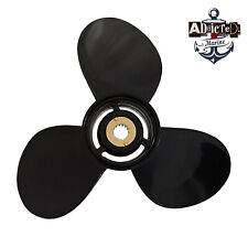 PROPELLER NISSAN TOHATSU OUTBOARDS 60HP-140HP W//HUB 505 13-1//4X21 21432111 PROP