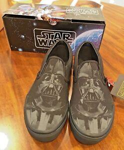 f8ba6fbdc67388 Vans Star Wars Classic Slip On Dark Side Darth Vader  170
