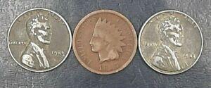 1-INDIAN-HEAD-CENT-2-1943-STEEL-WARTIME-PENNIES