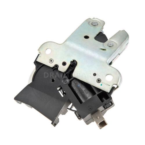 Rear Trunk Lock Latch Actuator Lid For AUDI VW Jetta MK5 Passat B6 4F5827505D