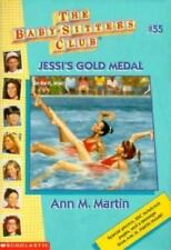 Jessi's Gold Medal (Baby-Sitters Club) by Martin, Ann M.