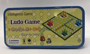 Gioco-IN-Una-Latta-Giochi-da-Viaggio-Ludo-Cinese-Dama-Scacchi-Backgammon