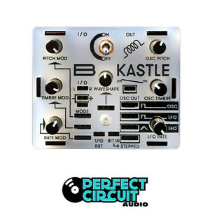BASTL Kastle Handheld Modular Synth SYNTHESIZER - NEW - PERFECT CIRCUIT