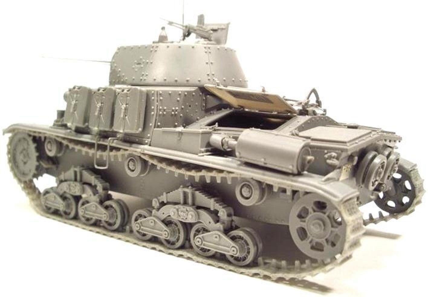 BRACH MODEL ITALIAN TANK M15 42 Scala 1 35 Cod.BM074