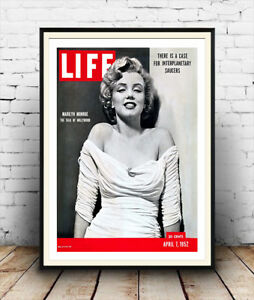 Life-Magazine-Marylin-Monroe-Poster-reproduction